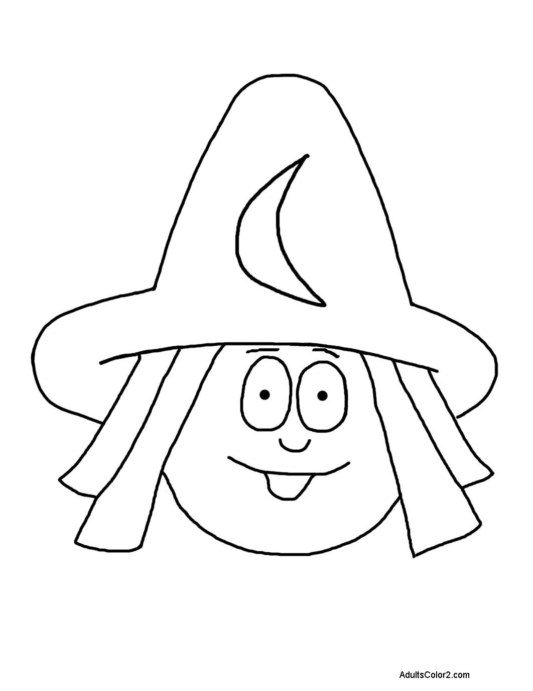 Friendly witch.
