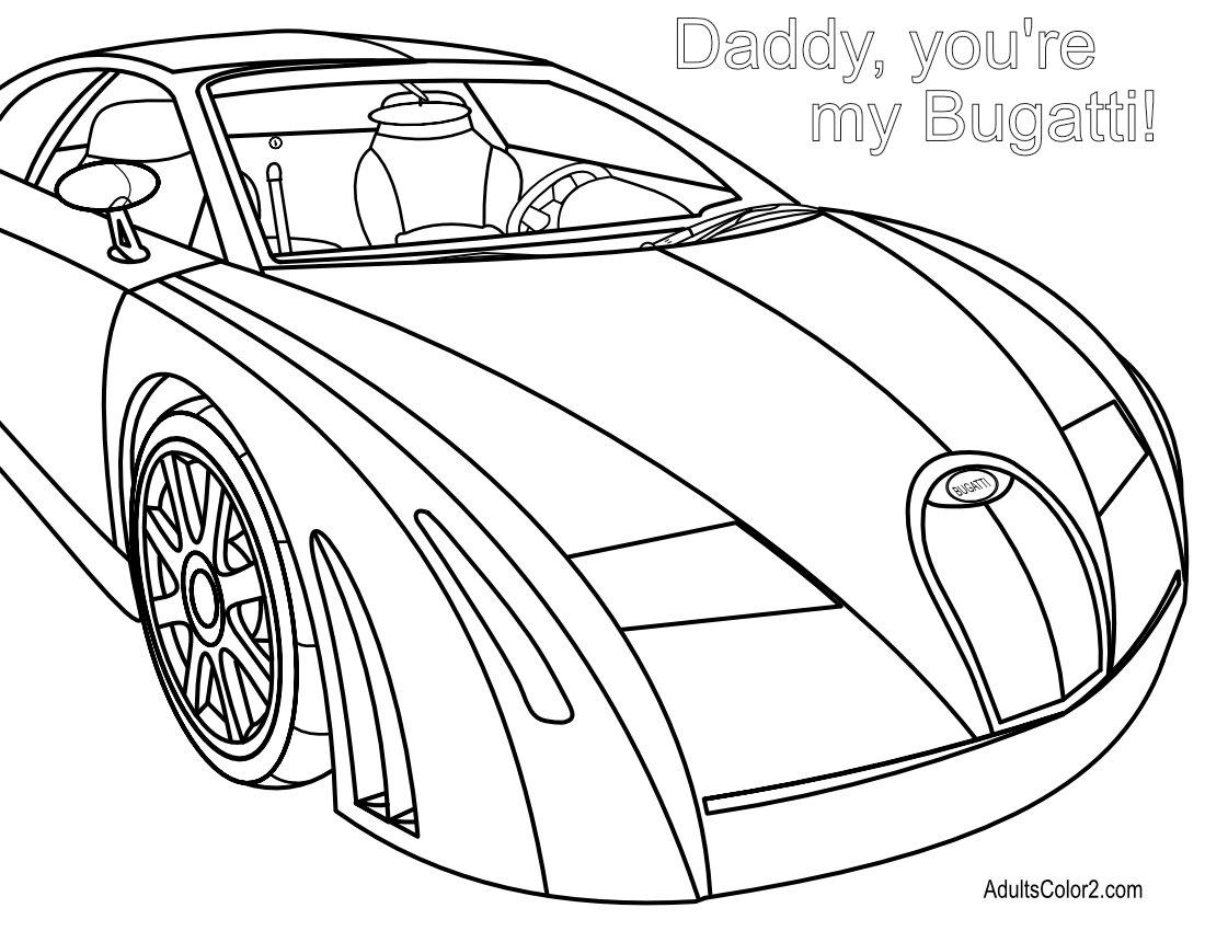 Bugatti daddy.